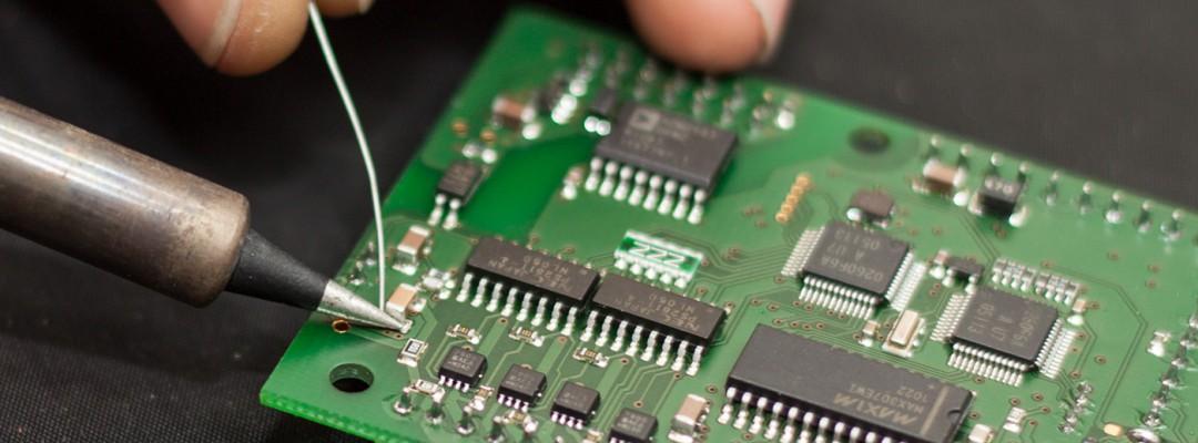 Elektronik für Batterien, Batteriesystemtechnik und BMS